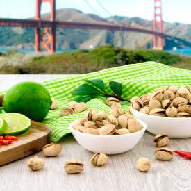 Leckere Pistazien Chili Lime