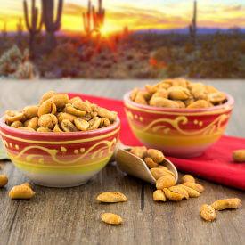 Erdnuesse gewuerzt Mexico Geschmack